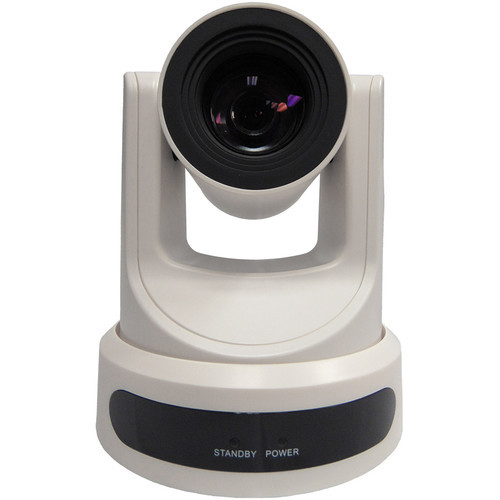 PTZOptics 30X-SDI Live Streaming Broadcast Camera (White)