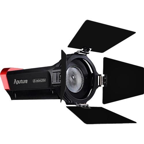 Aputure LS-mini20 Daylight 3-Light Flight Kit