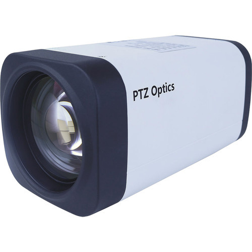PTZOptics 12X-ZCAM 1080p Box Camera with 12x Zoom Lens