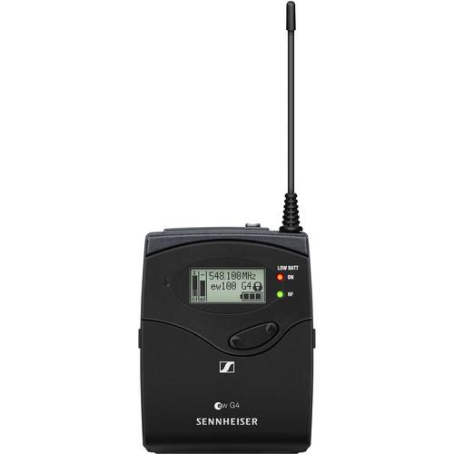 Sennheiser EK 100 G4 Wireless Camera-Mount Receiver (A Mt.)