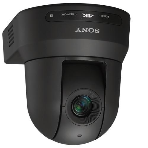 Sony BRC-X400 4K PTZ Camera HDMI, IP & 3G-SDI Output (Black)