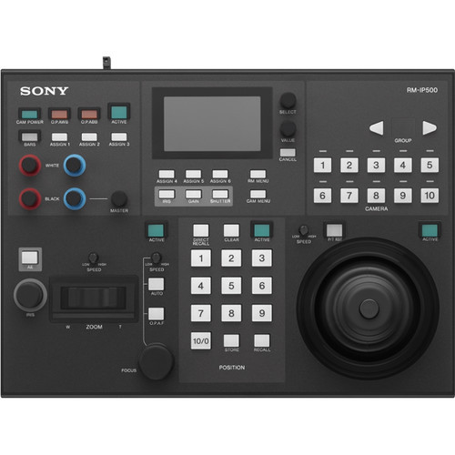 Sony RM-IP500/1 Professional Remote Controller