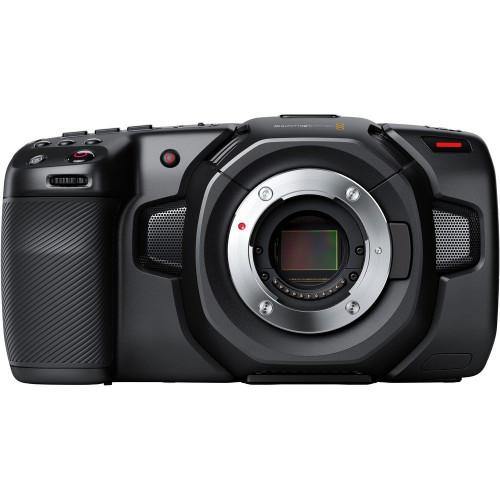 Blackmagic Design Pocket Cinema Camera 4K & Tenba Backpack