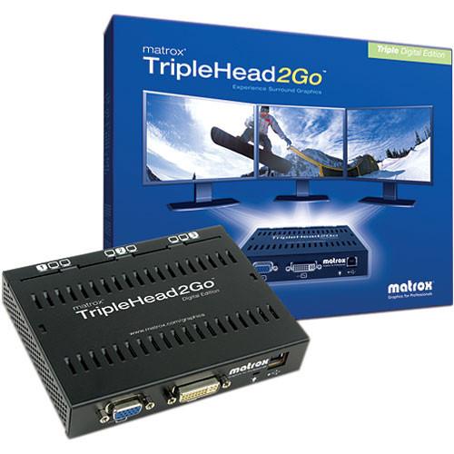 Matrox TripleHead2Go Digital Edition eXpansion Module