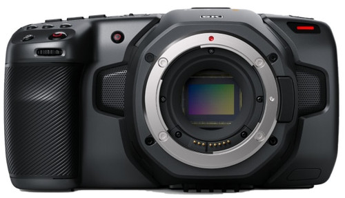 Blackmagic Design Pocket 6K Camera with Battery and Backpack
