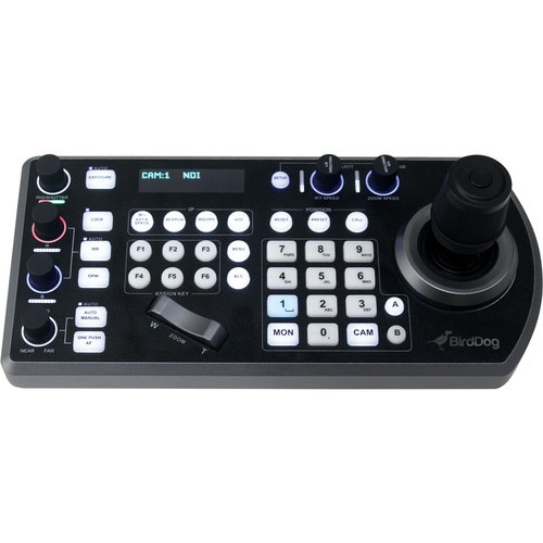 Purchase (3) P200 Cameras and receive a FREE PTZ Keyboard (White)
