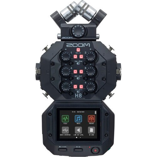 Zoom ZH8 Handy Recorder