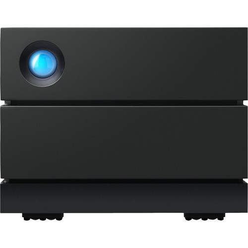 LaCie 28TB 2big 2-Bay USB 3.1 Type-C RAID Array