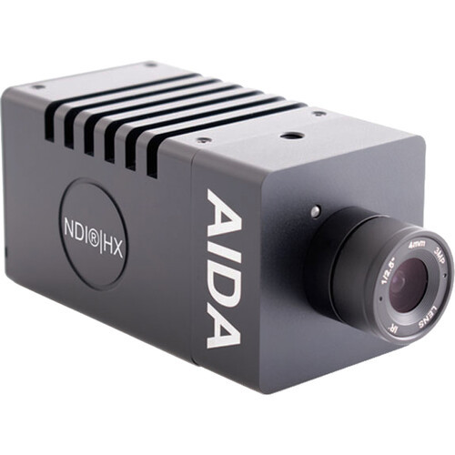 AIDA Full HD HDMI/IP/NDI|HX PoE POV Camera