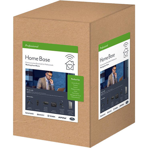 Saramonic HomeBase Professional Kit