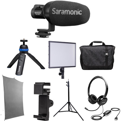 Saramonic HomeBase Professional Plus Kit