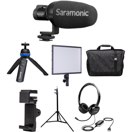 Saramonic HomeBase Personal Plus Kit