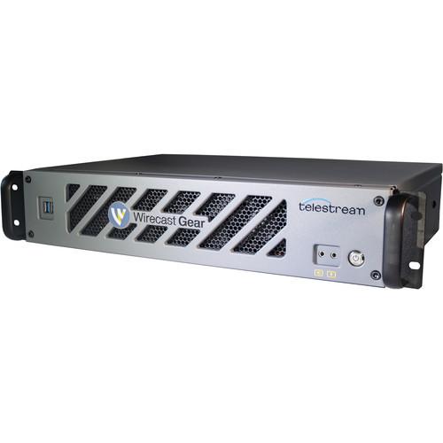 Telestream Wirecast Gear 310 Video Streaming System (HDMI)