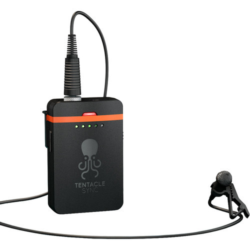Tentacle Sync TRACK E Pocket Audio Recorder
