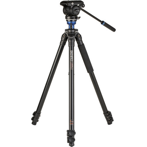 Benro A2573F Aluminum Single Tube Tripod