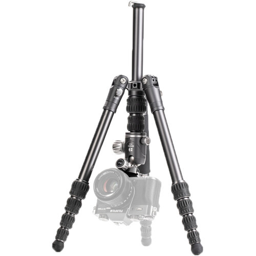 Benro Bat Zero Series Aluminum Travel Tripod VX20 Ball Head