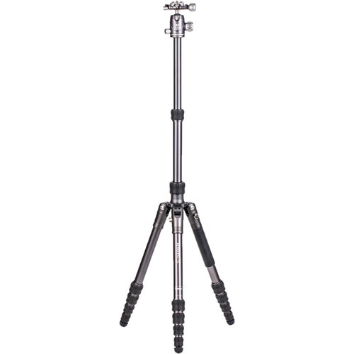 Benro Bat One Series Aluminum Travel Tripod & VX20 Ball Head