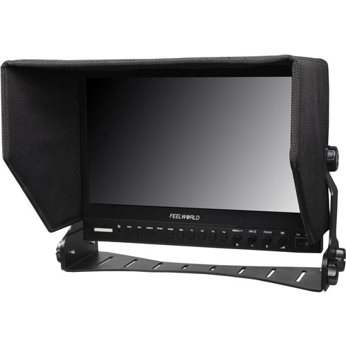 """FeelWorld P133-9HSD P133-9HSD 13.3"""" Broadcast IPS LCD Monitor"""