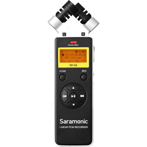 Saramonic SR-Q2 Handheld Audio Recorder