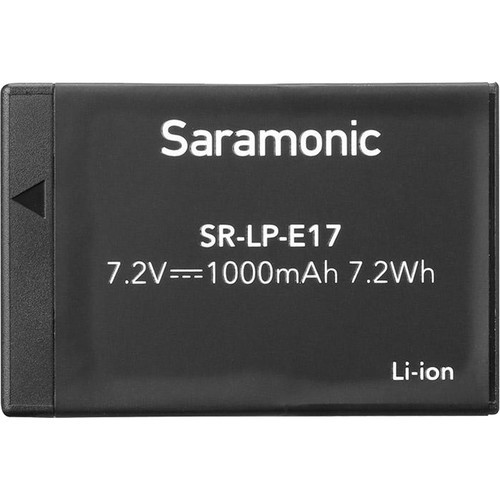 Saramonic SR-VML5B Rechargeable 7.2V/1000mAh Li-ion Battery