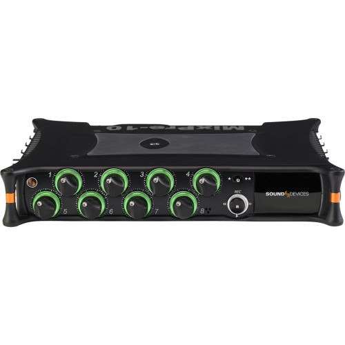 Sound Devices MixPre-10T 10-input Recorder *Refurbished*