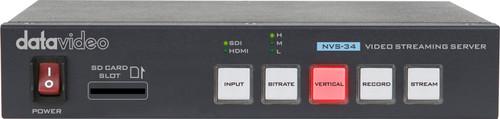 DataVideo NVS-34 Dual H.264 Video Streaming Encoder
