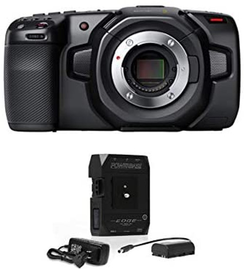 Blackmagic Pocket Cinema Camera 4K with Battery Pack