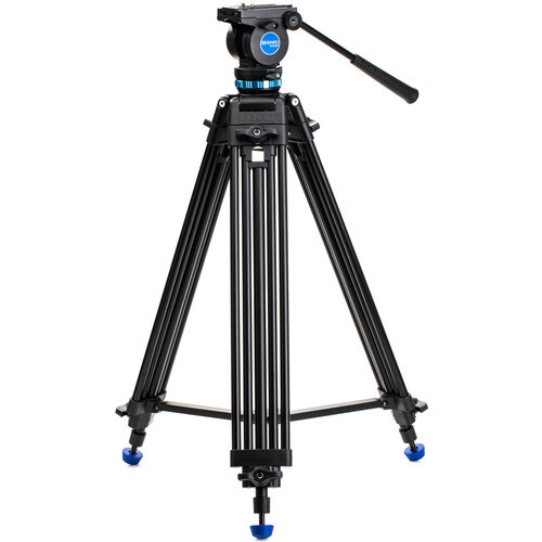 "Benro KH25P Video Head & Tripod Kit (61.6"" Max)"
