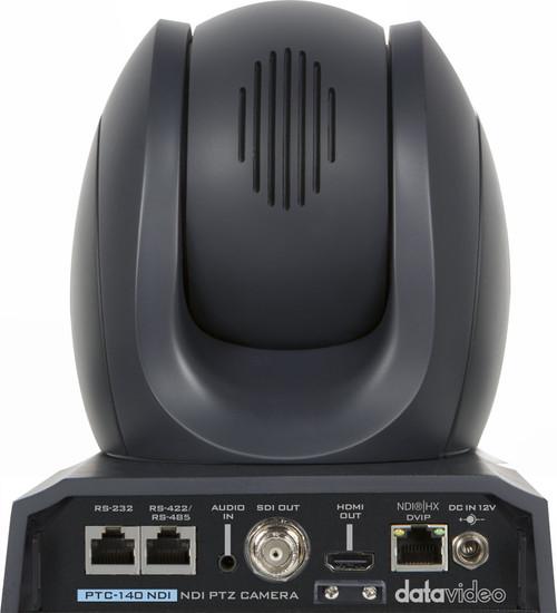 Datavideo 20x NDI 3G-SDI/HDMI PTZ Camera (Dark Blue)