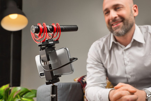 Rode VideoMic NTG MIcrophone with SC15 Accessory Cable