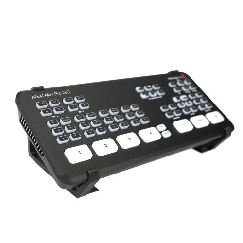 Blackmagic Design ATEM Mini Pro ISO with Stand