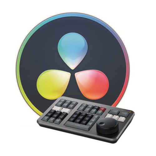 BMD DaVinci Resolve Studio (Dongle) with FREE Speed Editor