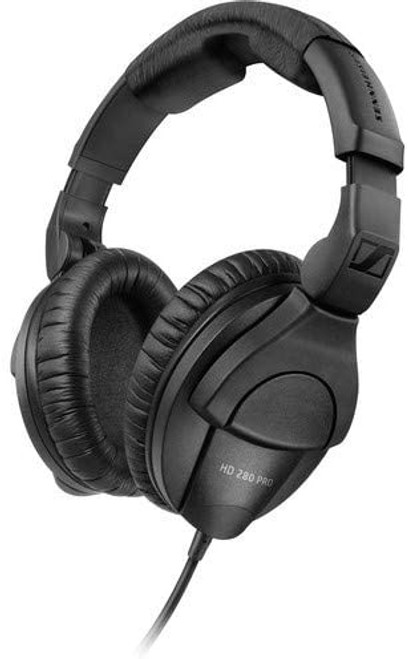 Sennheiser HD 280 PRO Closed, Around-The-Ear Headphones with Slappa Case