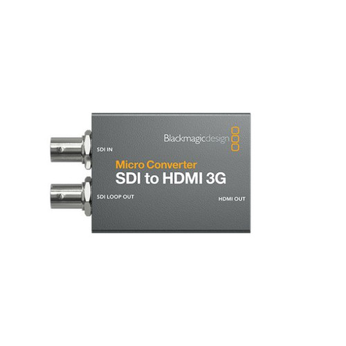 Blackmagic Design Micro Converter SDI/HDMI 3G & Power Supply
