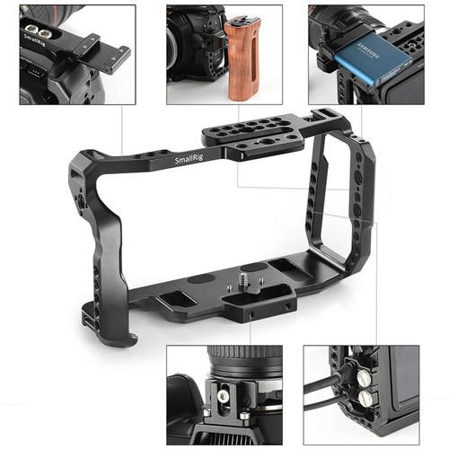 SmallRig 2203 Full Cage for Blackmagic 4K Cameras