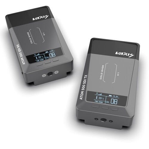 Vaxis ATOM 500 SDI/HDMI Wireless Video Transmitter/Receiver