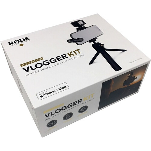 Rode Vlogger Kit iOS Edition/Lightning Port