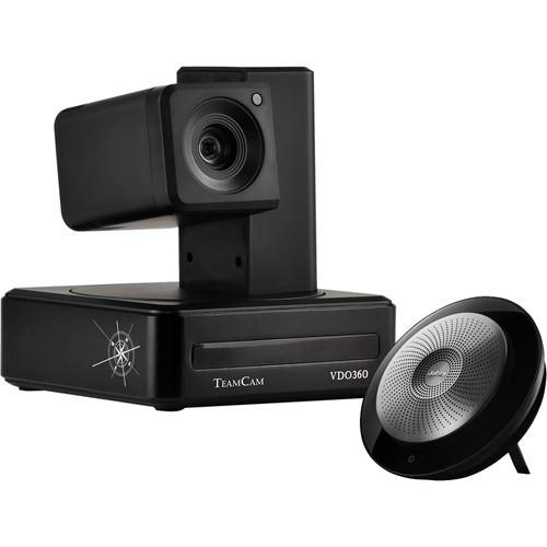VDO360 TeamCam USB PTZ Camera Kit - Jabra Speak 510 Speaker