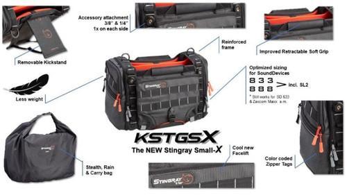 K-Tek KSTGSX Stingray Small-X bag