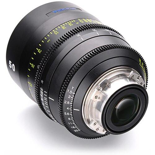 Tokina TO-KPC-3004EF Cinema Vista 18mm T1.5 EF Mount Lens