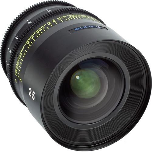 Tokina TO-KPC-3005EF Cinema Vista 25mm T1.5 EF Mount Lens