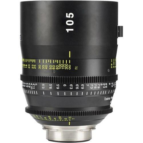 Tokina TO-KPC-3006EF Cinema Vista 105mm T1.5 EF Mount Lens