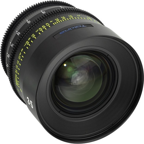 Tokina TO-KPC-3001EF Cinema Vista 35mm T1.5 EF Mount Lens