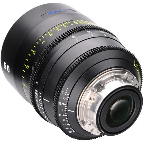 Tokina TO-KPC-3002EF Cinema Vista 50mm T1.5 EF Mount Lens