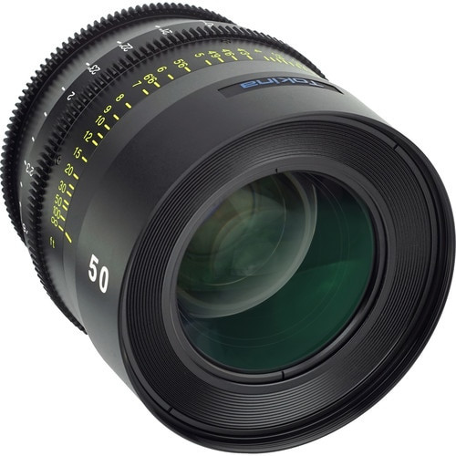 Tokina TO-KPC-3002EF Cinema Vista 50mm T1.5 EF Mount Lens