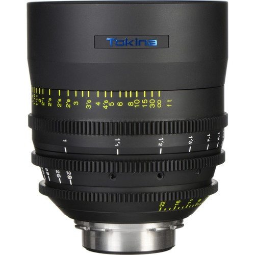 Tokina Cinema Vista 16-28mm T3.0 MKII Zoom EF Mount Lens