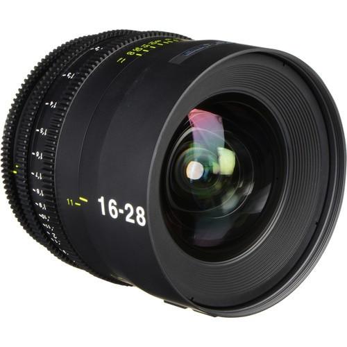 Tokina Cinema Vista 16-28mm T3.0 MKII Zoom EF Mount Lens