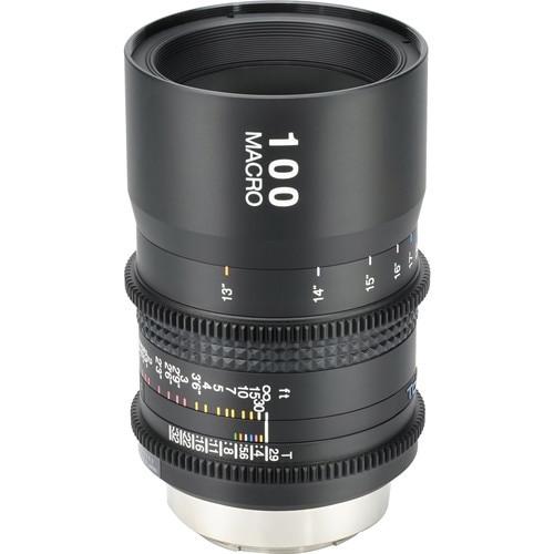 Tokina Cinema AT-X 100mm T2.9 Macro Lens (Canon EF Mount)