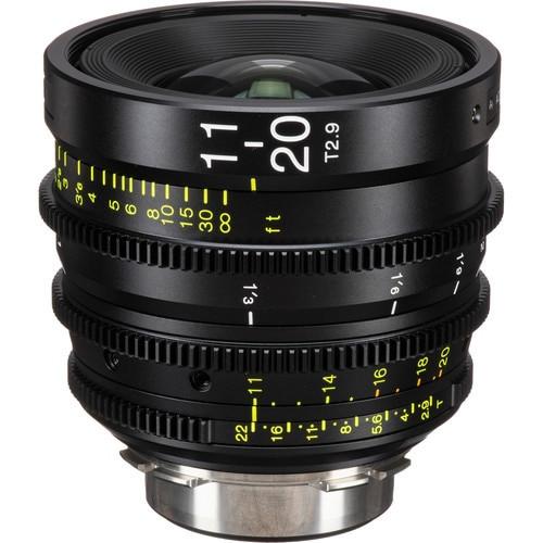 Tokina TO-TC-1120EF Cinema 11-20mm T2.9 EF Mount Lens