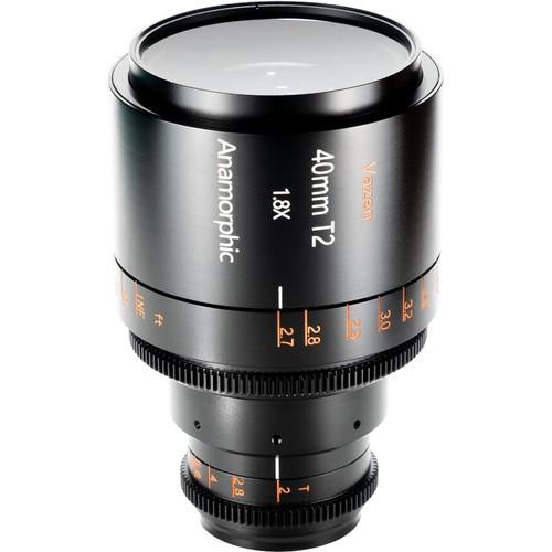 Vazen 40mm T2 1.8x Anamorphic Lens for MFT Cameras